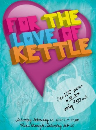 For the Love of Kettle 2010