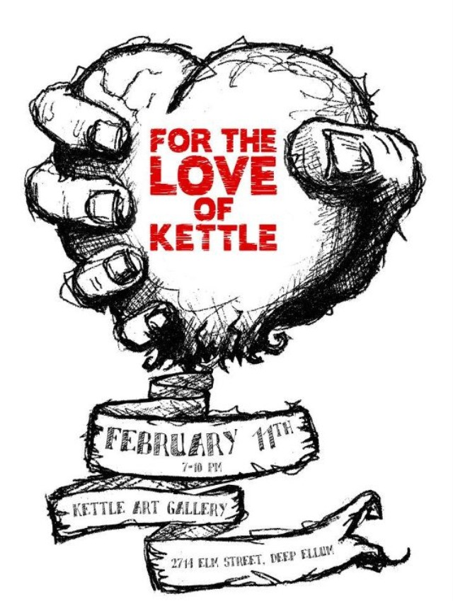 """For the Love of Kettle"""