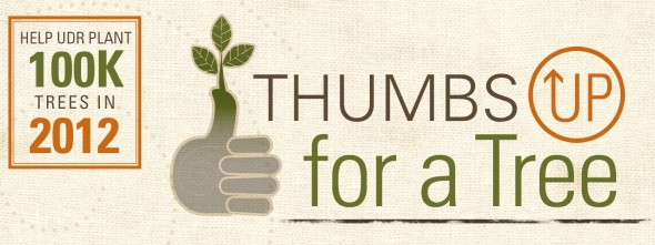 """""""Thumbs Up for a Tree"""""""